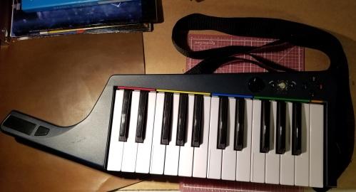 Unopened Keytar